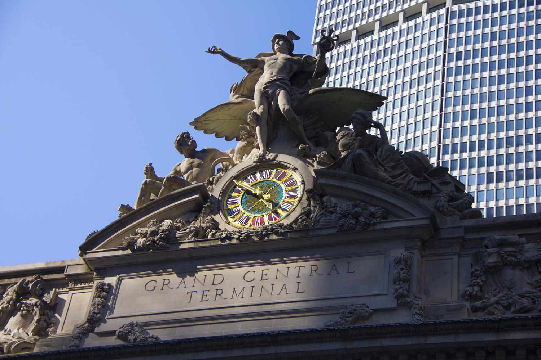 Grand-Central-Clock